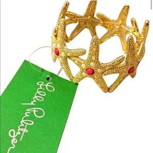 Lily Pulitzer Starfish Bracelet